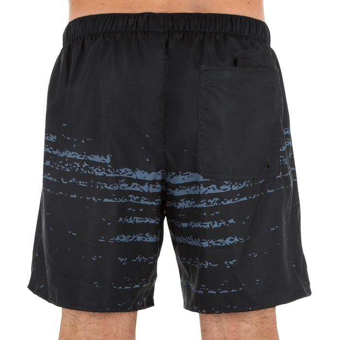 Surf boardshort court 100 Square Blue - 1298389