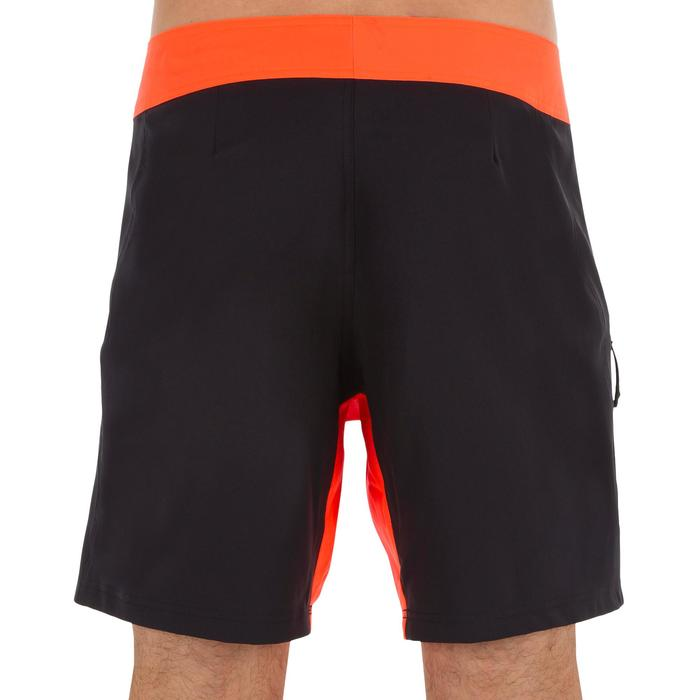Surf boardshort court 500 Uni Full Black - 1298395