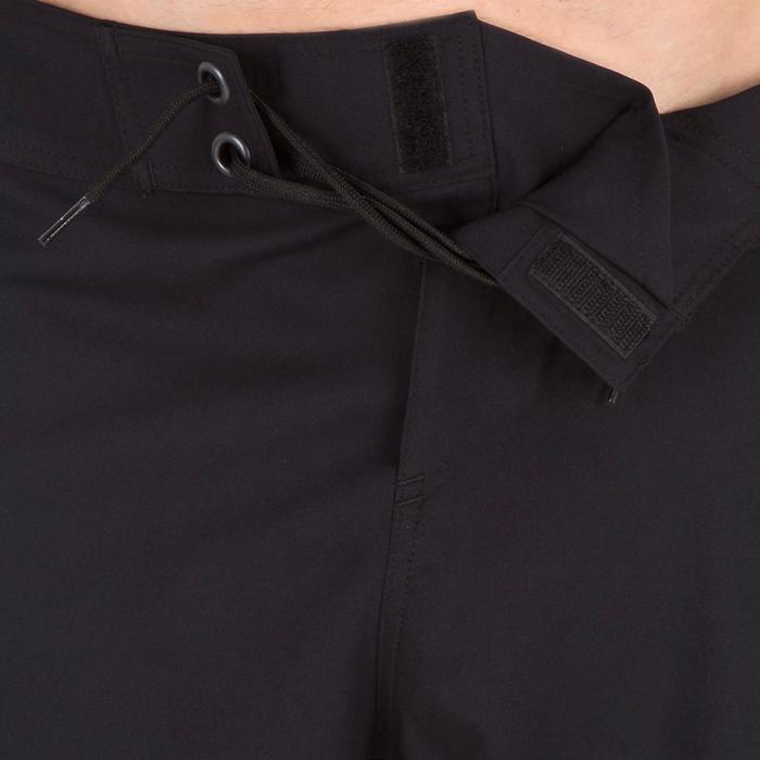 Surf boardshort court 500 Uni Full Black - 1298398