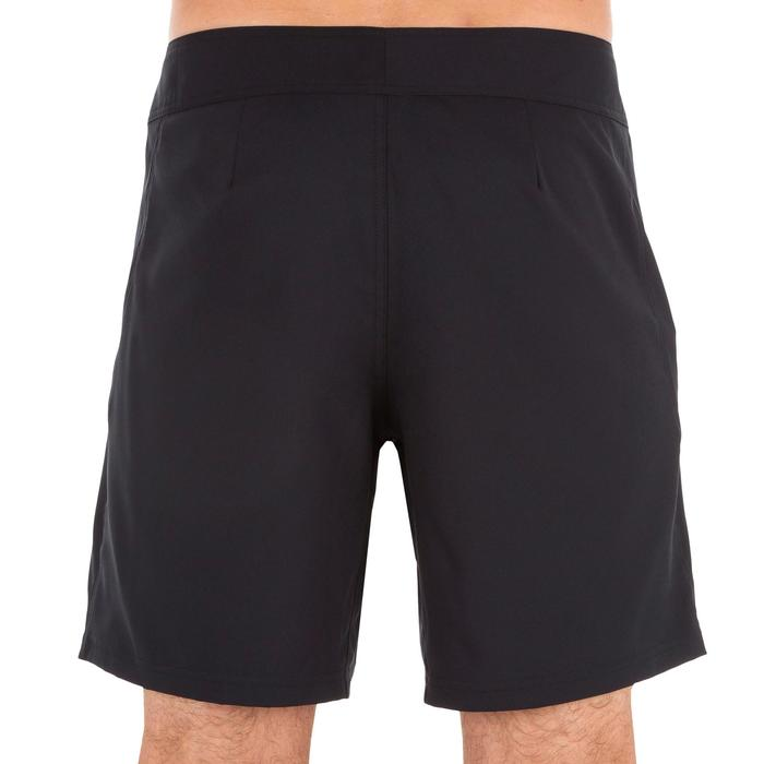 Surf boardshort court 500 Uni Full Black - 1298399