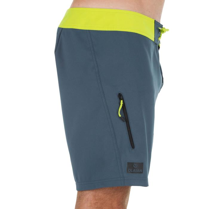 Surf boardshort court 500 Uni Full Black - 1298401