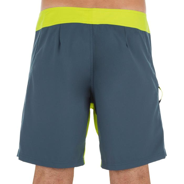 Surf boardshort court 500 Uni Full Black - 1298405