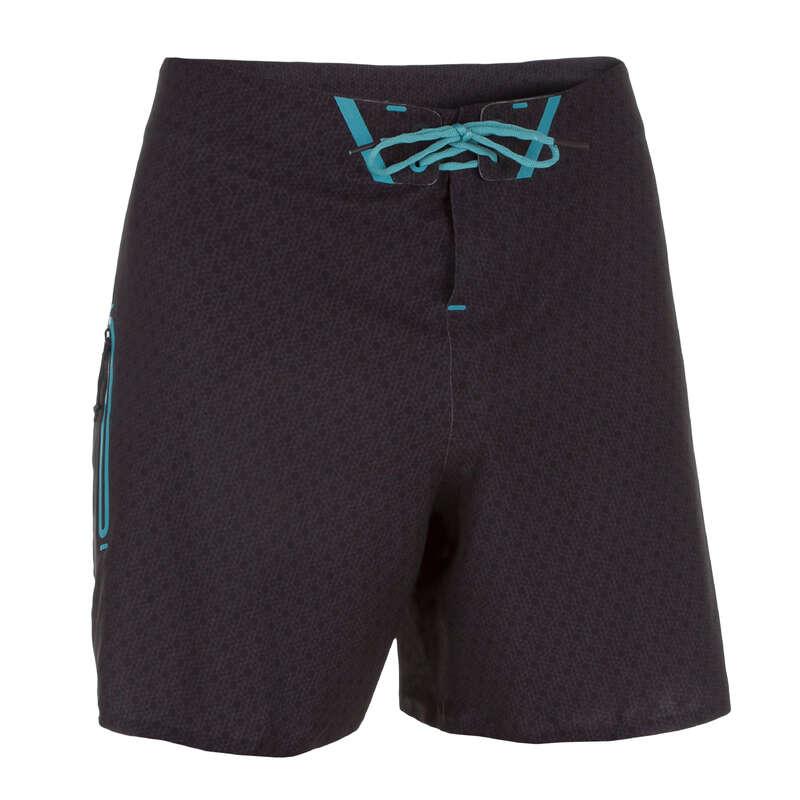 delete Vattensport och Strandsport - Boardshorts BBS 900 Deep Black OLAIAN - Badkläder och Strandtillbehör för Surf