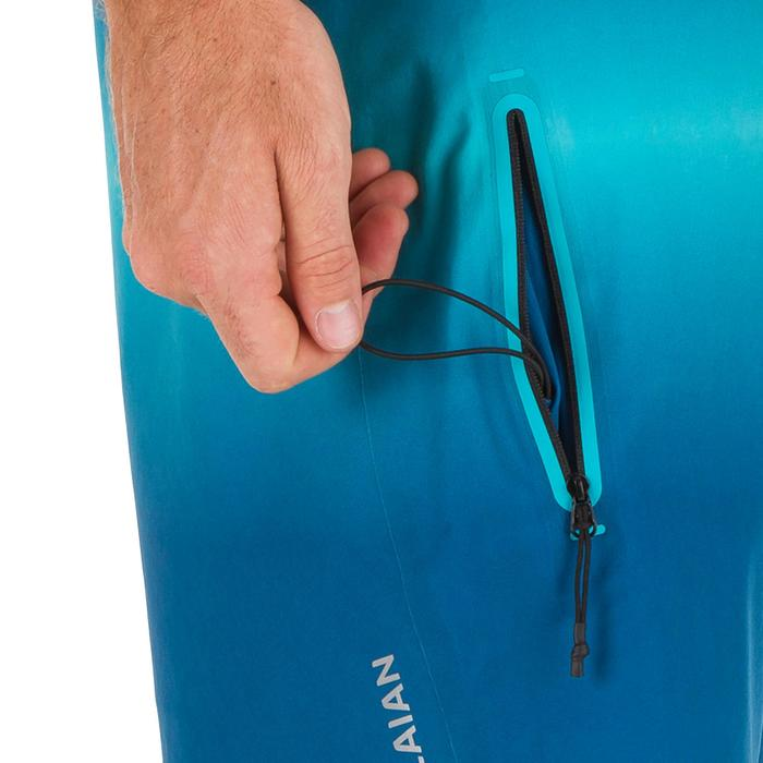 Boardshorts Surfen 900 Light blau