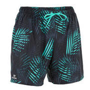 Surf boardshort corto 100 Palm menta