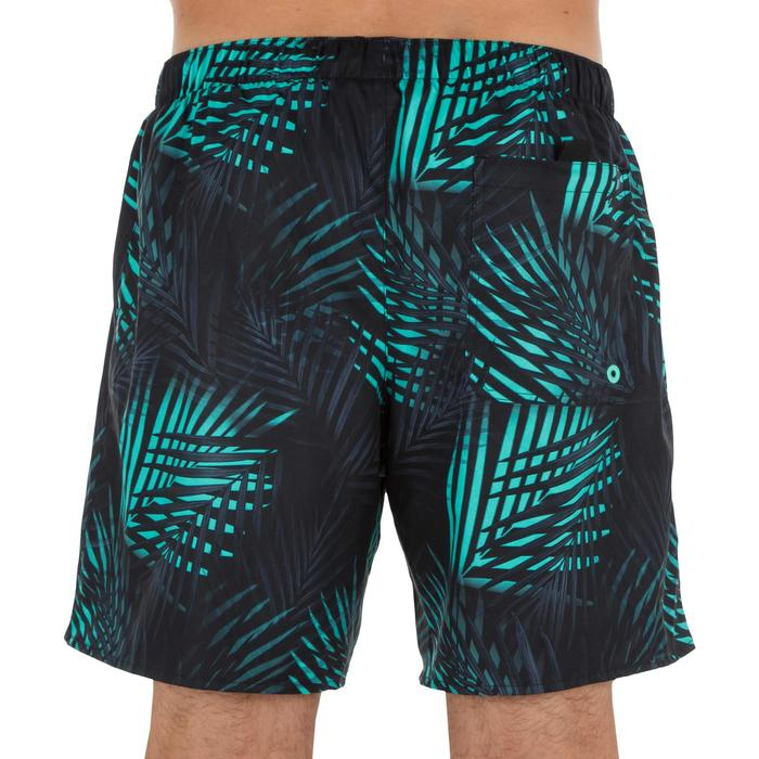 Surf boardshort court 100 Square Blue - 1298464