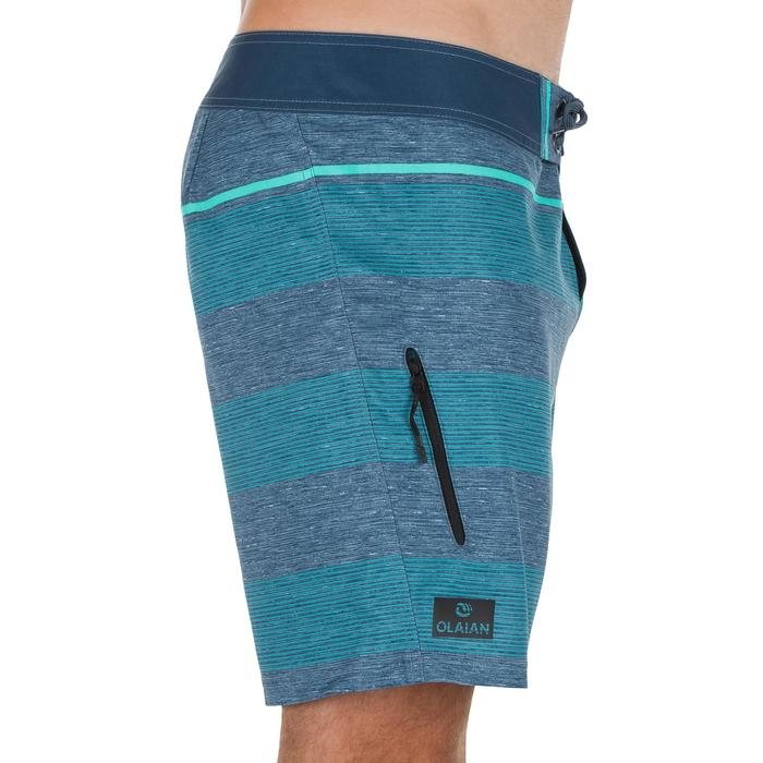 Surf boardshort court 500 Uni Full Black - 1298466