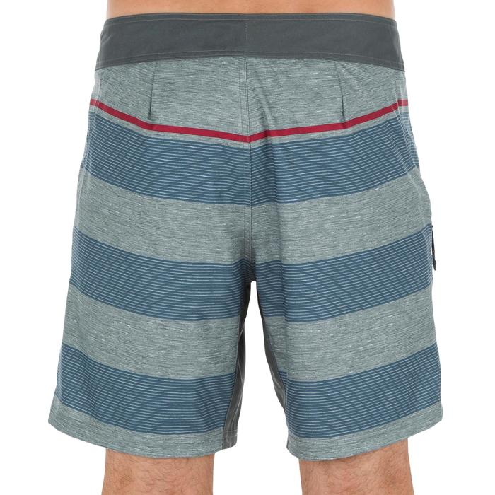 Surf boardshort court 500 Uni Full Black - 1298472