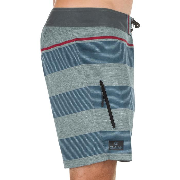 Surf boardshort court 500 Uni Full Black - 1298473