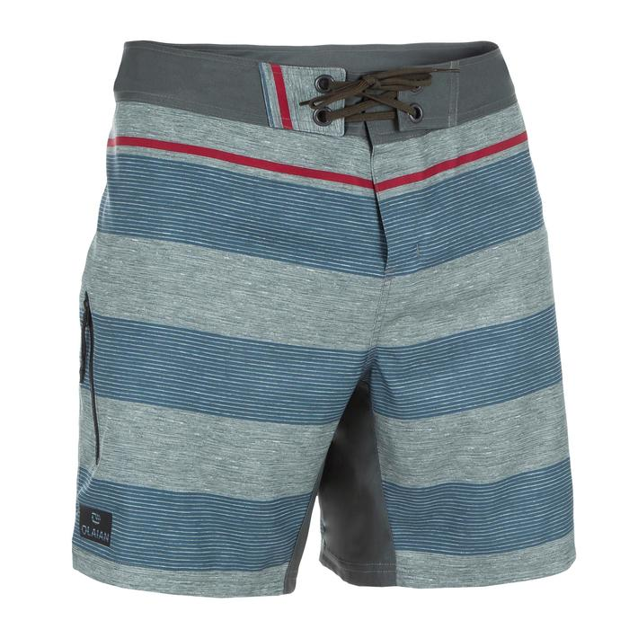Surf boardshort court 500 Uni Full Black - 1298474