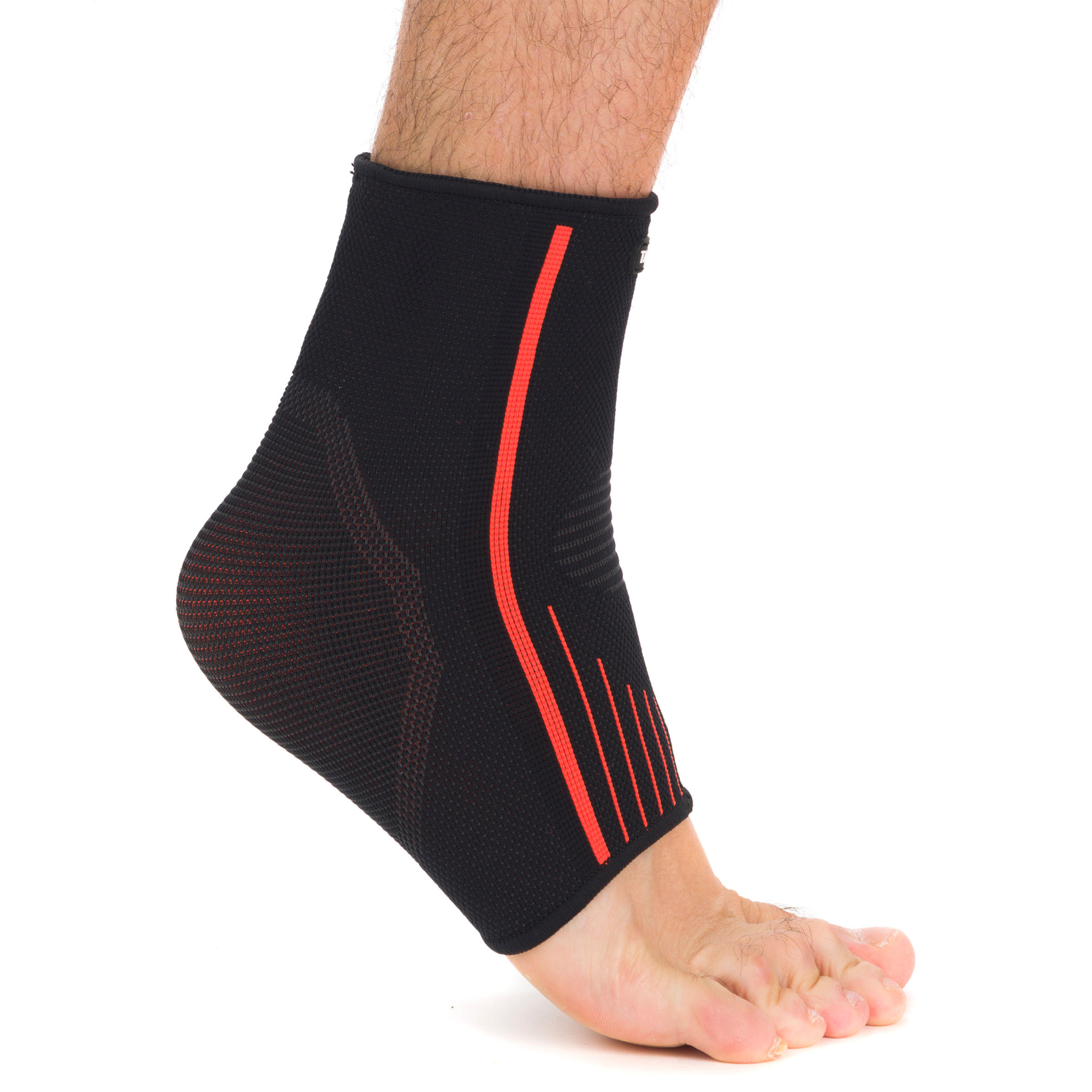 Soft 300 Right/Left Men's/Women's Compression Ankle Support - Black