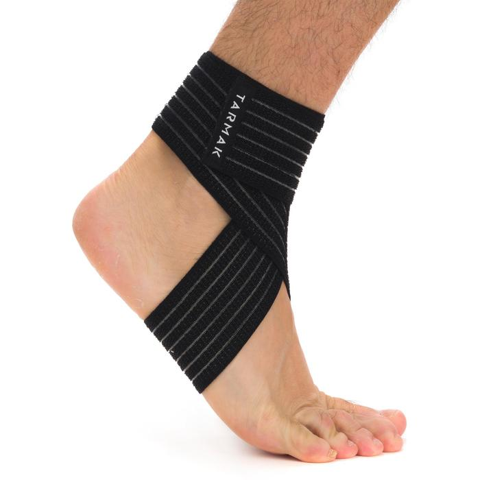 6 cm x 0.9 m Reusable Support Strap - Black