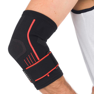 Mid 500 Right/Left Men's/Women's Elbow Support - Black