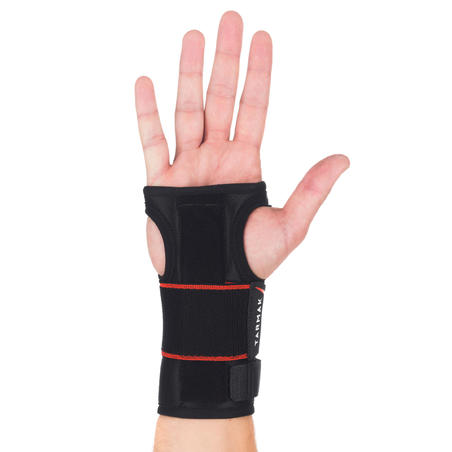 Strong 700 Left/Right Wrist Support Black