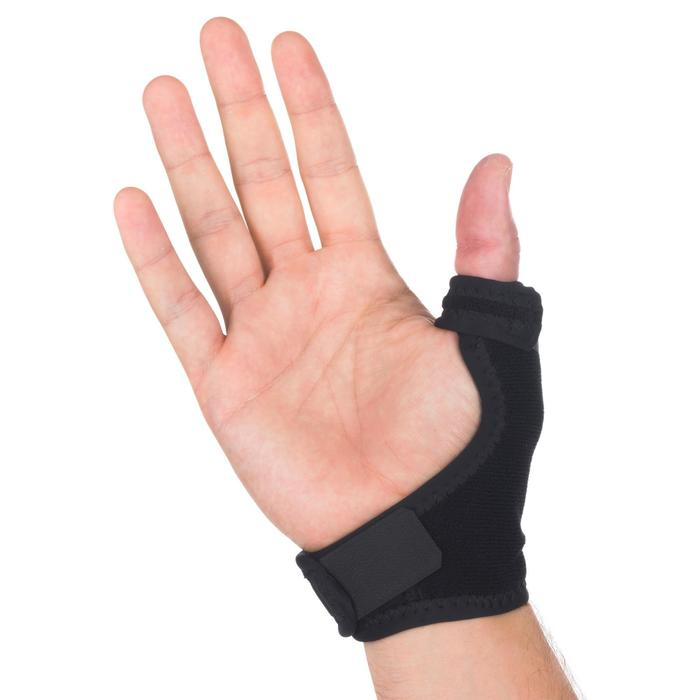 Strong 700 Men's/Women's Left/Right Thumb Support - Black - 1298531