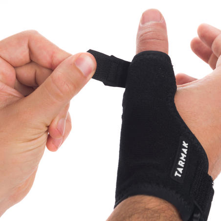 Sujeción pulgar izquierdo/derecho hombre/mujer STRONG 700 negro