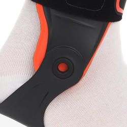 Strong 900 Right/Left Men's/Women's Ankle Ligament Support - Black