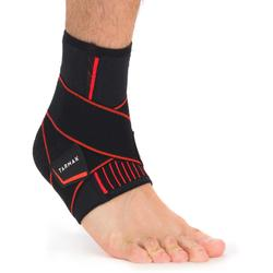 Mid 500 Men's/Women's Right/Left Ankle Ligament Support - Black