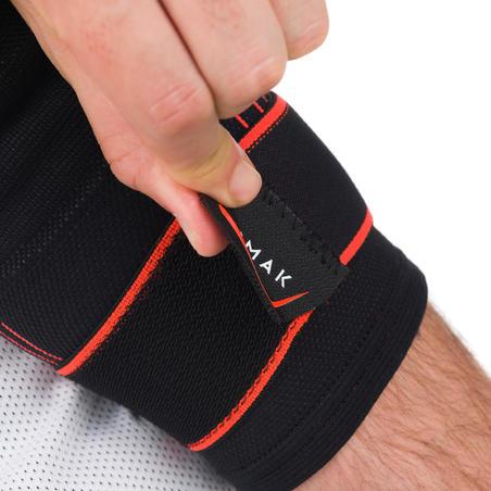 Mid 500 Right/Left Men's/Women's Elbow Support - Black