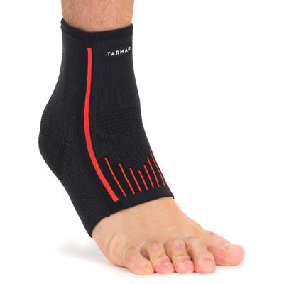 Soft 500 Right/Left Men's/Women's Compression Ankle Support - Black