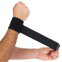成人款支撐腕帶Mid 300-黑色