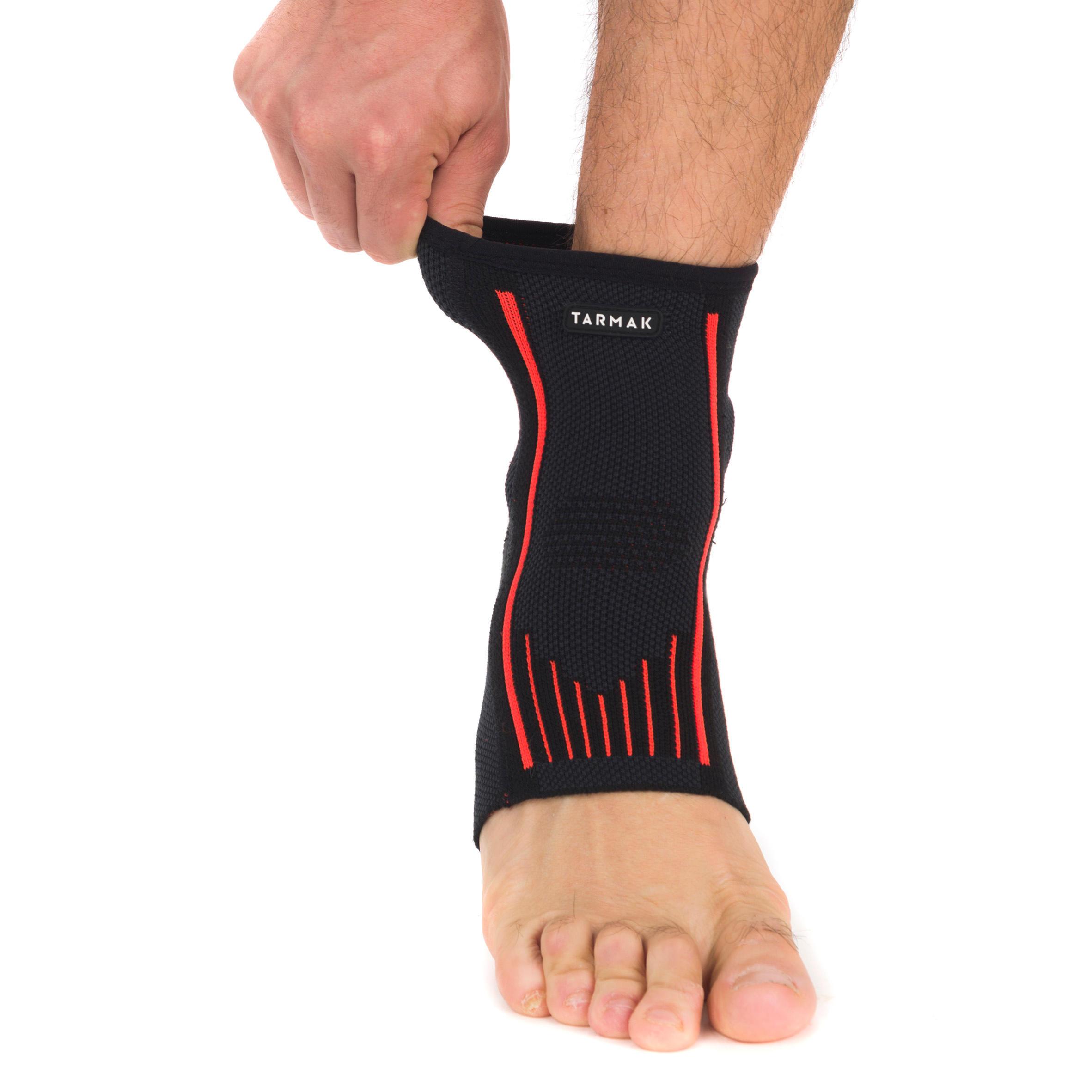 Soft 500 Adult Ankle Brace - Black