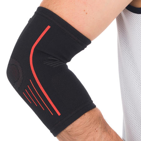 Soft 300 Right/Left Men's/Women's Elbow Support - Black