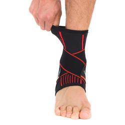 Mid 500 Right/Left Men's/Women's Ankle Ligament Support - Black