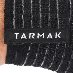 Herbruikbare elastische tape 6 cm x 0,9 m zwart