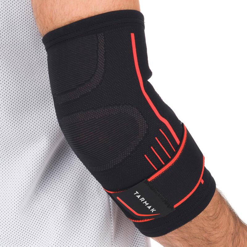 Mid 500 Right/Left Men's/Women's Elbow Support - Hitam