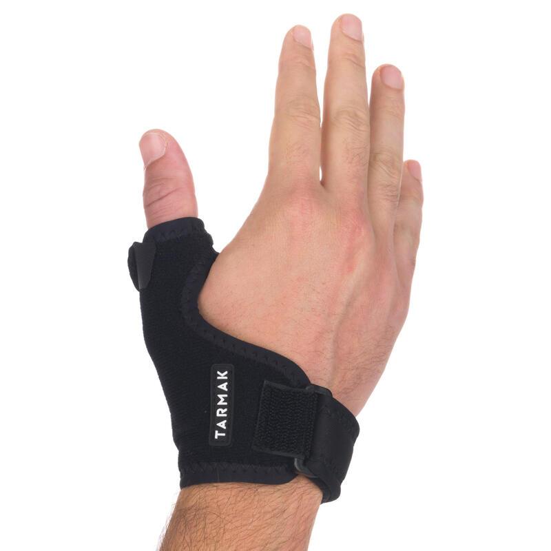 Maintien protège pouce et doigt de basket