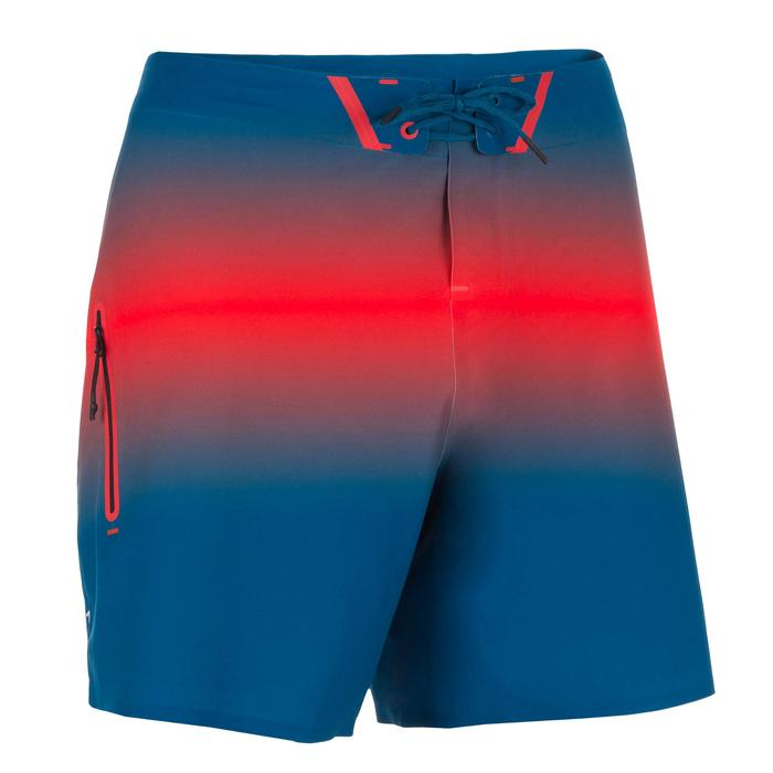 Boardshorts Surfen 900 Light Red Herren