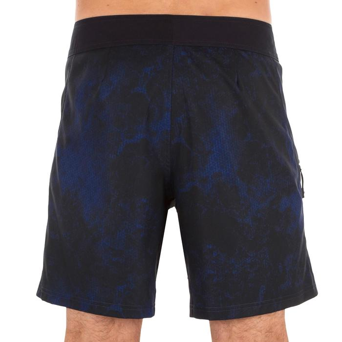 Surf boardshort court 500 Uni Full Black - 1298644