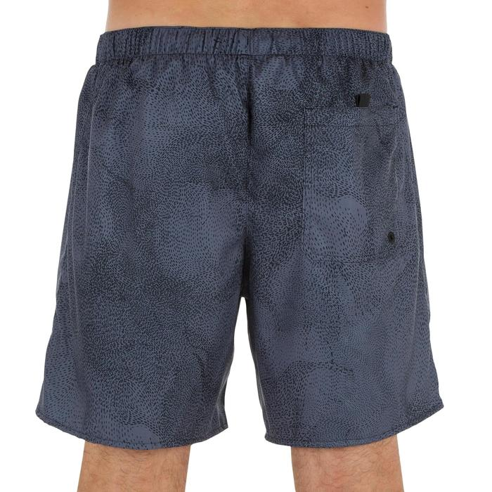 Surf boardshort court 100 Square Blue - 1298648