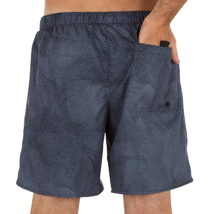 Surf boardshort court 100 Square Blue - 1298651