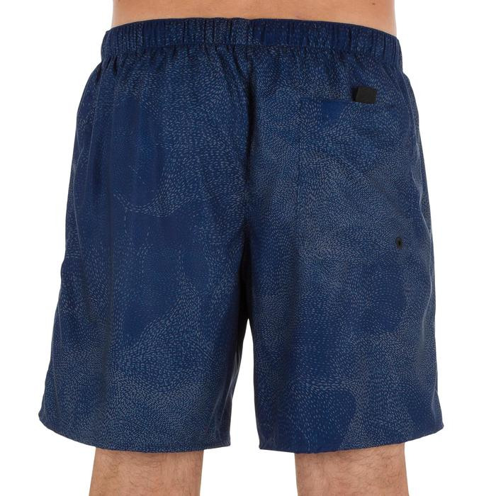 Surf boardshort court 100 Square Blue - 1298657