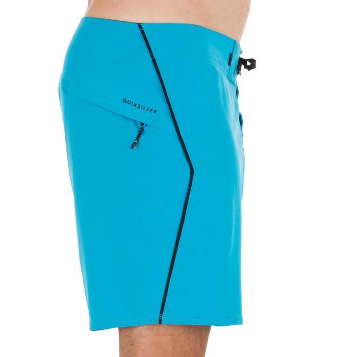 Boardshort voor heren Quiksilver stretch blauw 16'
