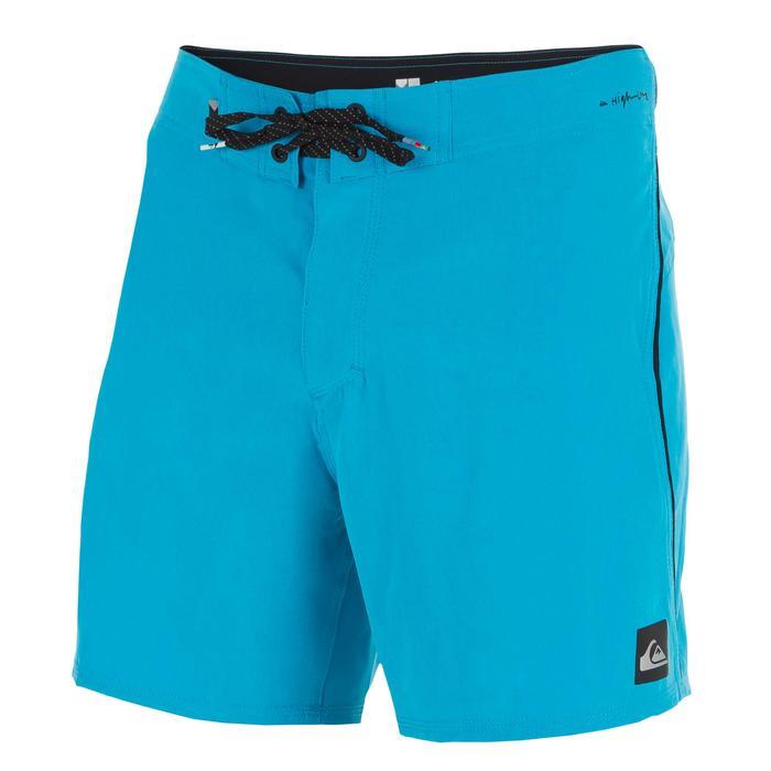 Boardshort heren Kaimana 16' stretch Quiksilver blauw