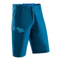 MTB-Shorts 500 Herren blau