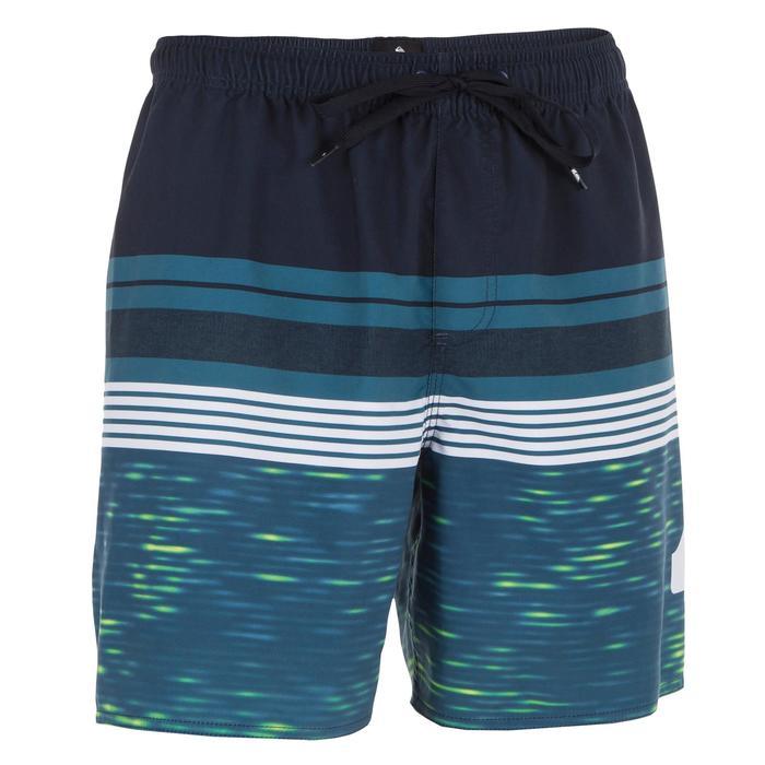 Boardshort Homme MIX N'STRIPES bleu