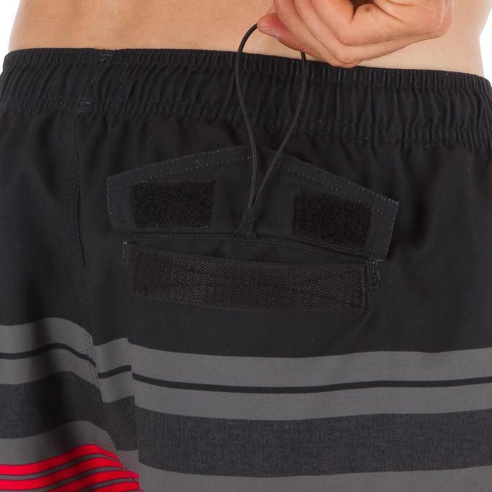 Boardshort Homme MIX N'STRIPES  noir - 1298700