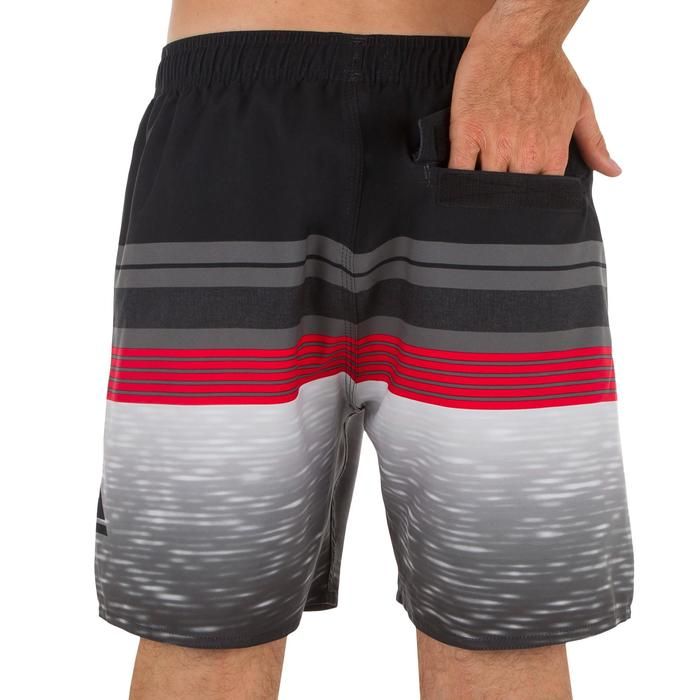 Boardshort Homme MIX N'STRIPES  noir - 1298701