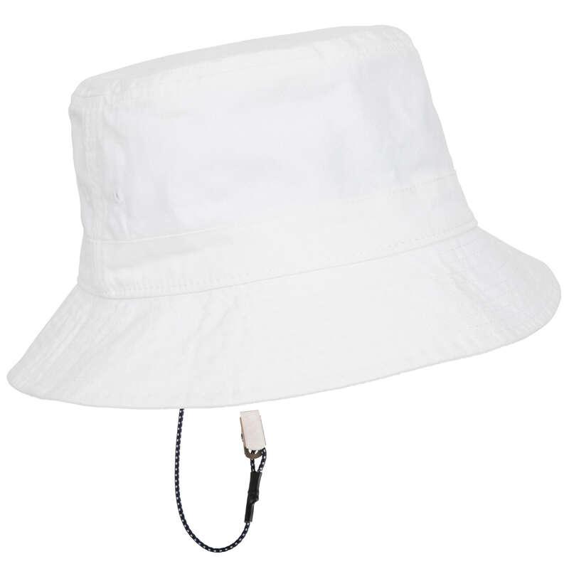 Borse, guanti e cappelli Sport Acquatici - Cappello vela adulto bianco TRIBORD - UOMO VELA