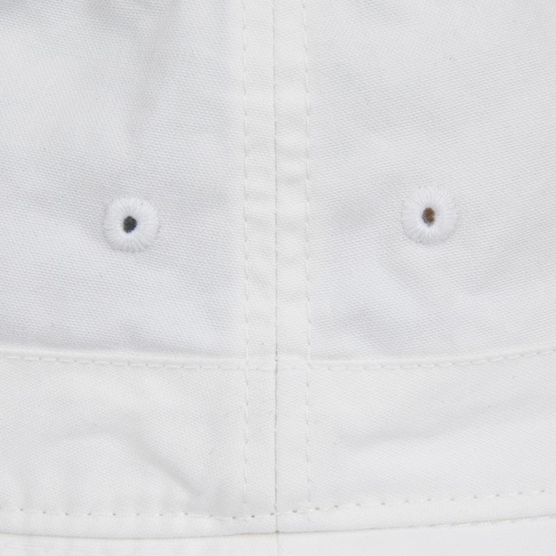 Bob bateau adulte voile coton blanc