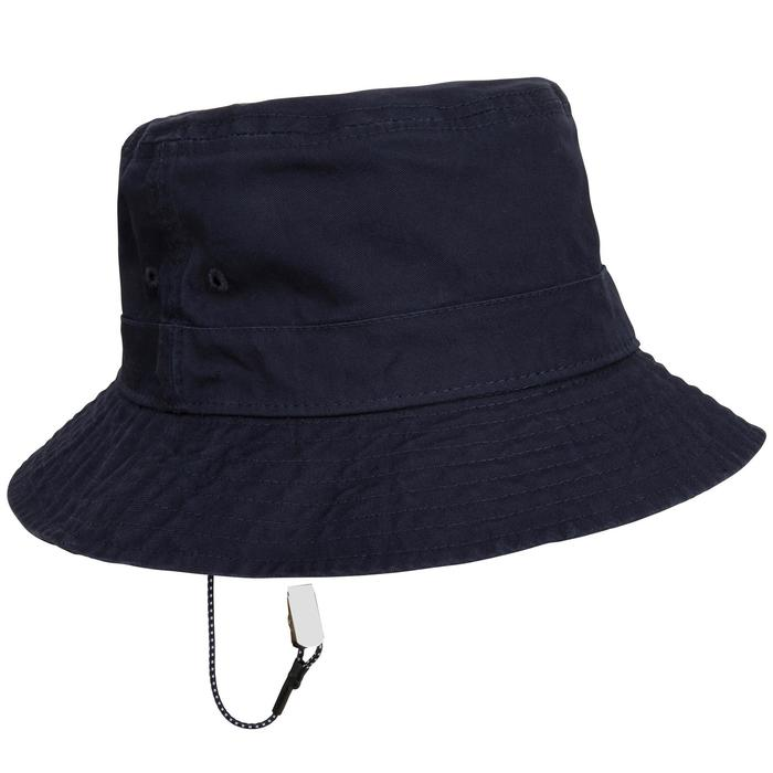 Adult Sailing Sun Hat - Dark Blue