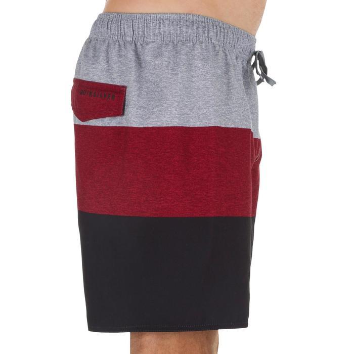 Boardshort Homme BLOCK rouge - 1298783