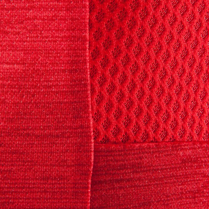 Maillot VTT ST 500 Homme Rouge Fluo
