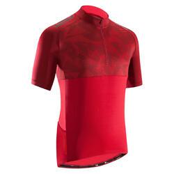 MTB-shirt ST 500 H rood V2