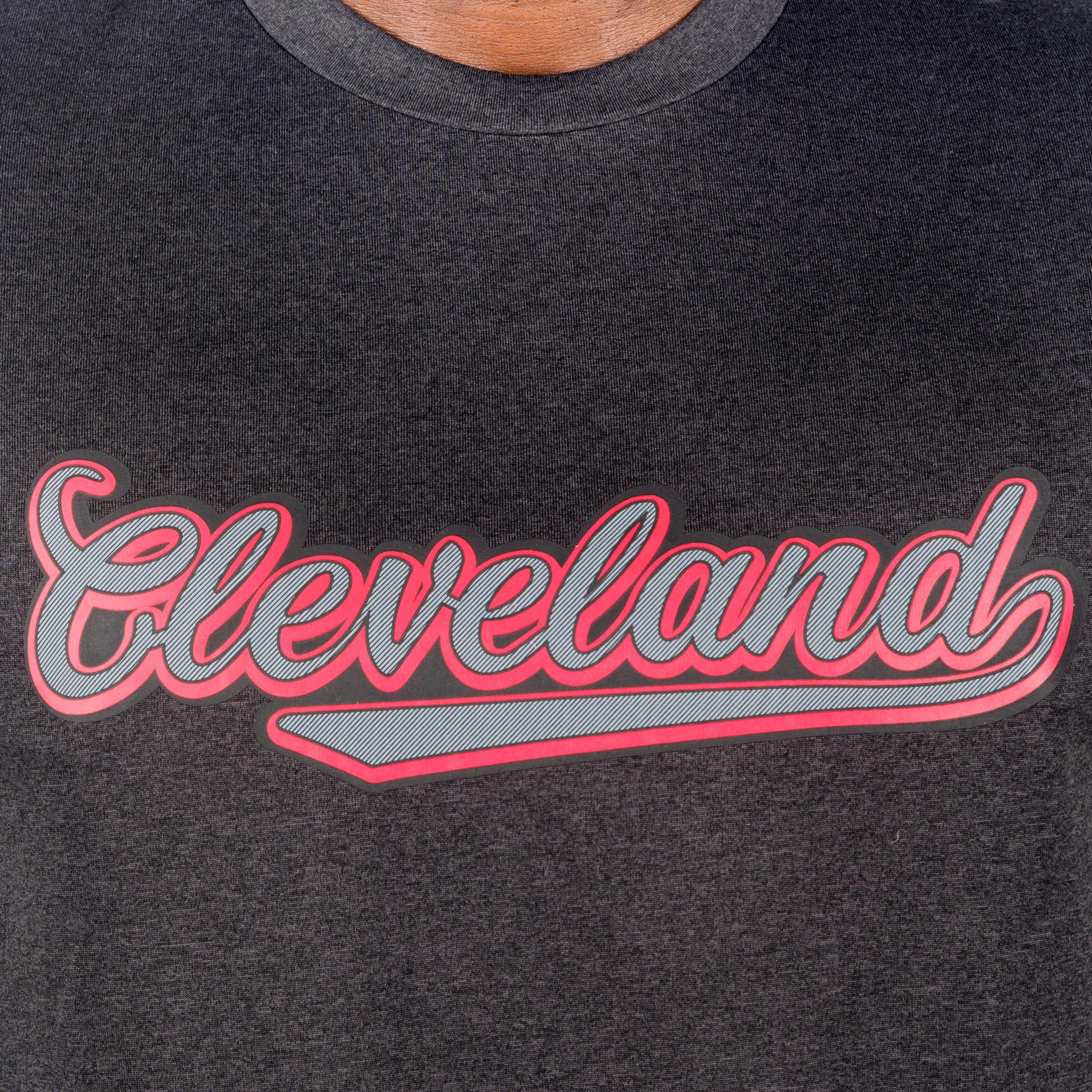 Fast Cleveland Beginner/Experienced Basketball T-Shirt - Black