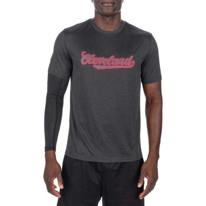 Basketballshirt Fast Cleveland Herren Fortgeschrittene schwarz